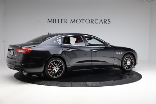 Used 2018 Maserati Quattroporte S Q4 GranSport for sale $67,900 at Bentley Greenwich in Greenwich CT 06830 8