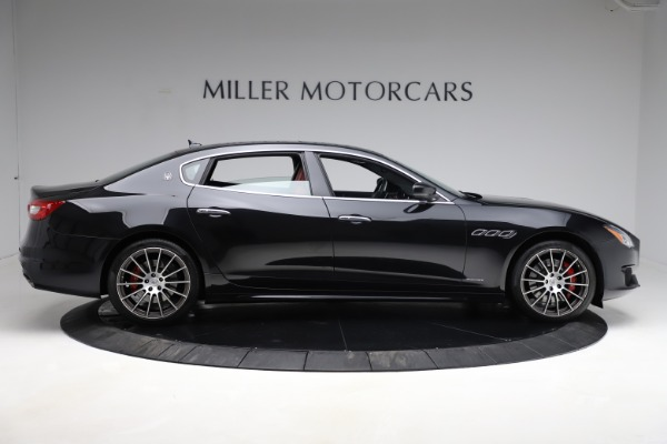 Used 2018 Maserati Quattroporte S Q4 GranSport for sale $67,900 at Bentley Greenwich in Greenwich CT 06830 9