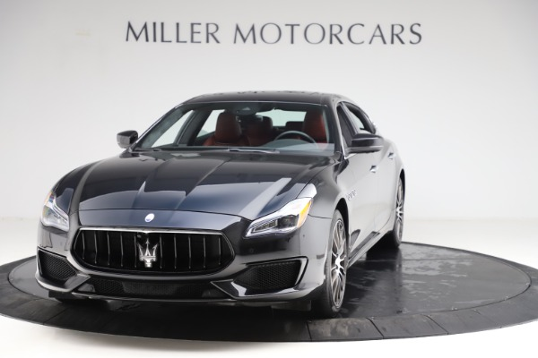 Used 2018 Maserati Quattroporte S Q4 GranSport for sale $67,900 at Bentley Greenwich in Greenwich CT 06830 1