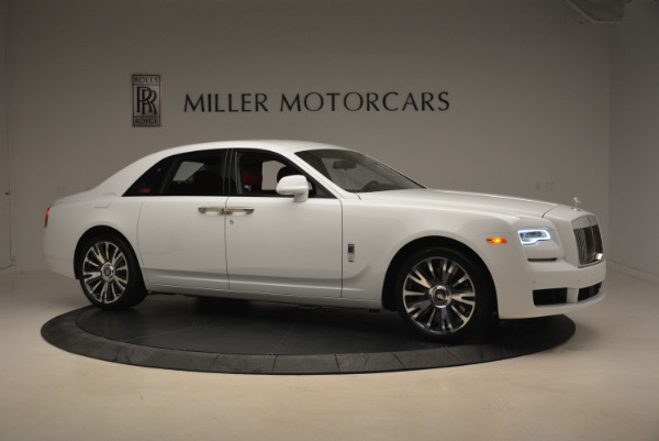 New 2018 Rolls-Royce Ghost for sale Sold at Bentley Greenwich in Greenwich CT 06830 10