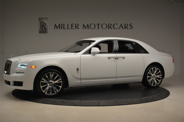 New 2018 Rolls-Royce Ghost for sale Sold at Bentley Greenwich in Greenwich CT 06830 2