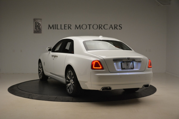 New 2018 Rolls-Royce Ghost for sale Sold at Bentley Greenwich in Greenwich CT 06830 5
