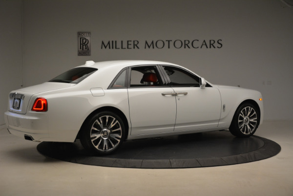 New 2018 Rolls-Royce Ghost for sale Sold at Bentley Greenwich in Greenwich CT 06830 8