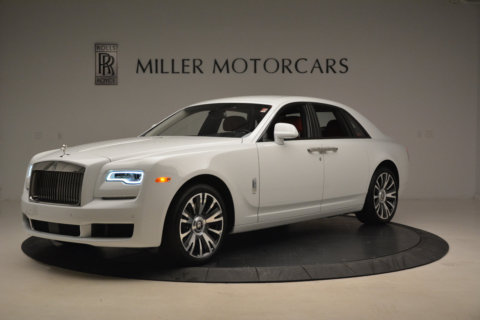 New 2018 Rolls-Royce Ghost for sale Sold at Bentley Greenwich in Greenwich CT 06830 1