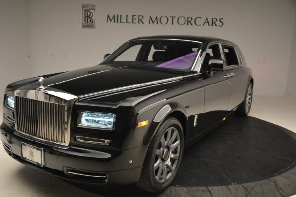Used 2014 Rolls-Royce Phantom EWB for sale Sold at Bentley Greenwich in Greenwich CT 06830 2