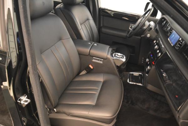 Used 2014 Rolls-Royce Phantom EWB for sale Sold at Bentley Greenwich in Greenwich CT 06830 23