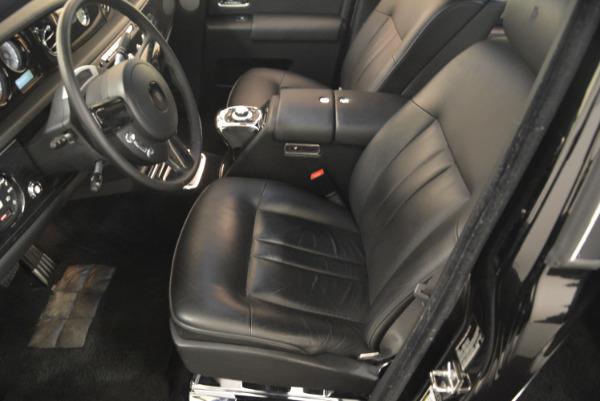 Used 2014 Rolls-Royce Phantom EWB for sale Sold at Bentley Greenwich in Greenwich CT 06830 27