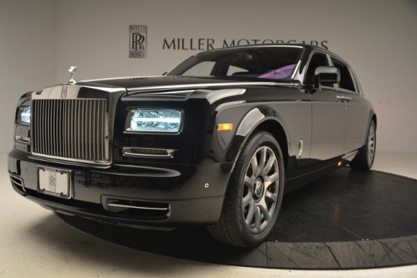 Used 2014 Rolls-Royce Phantom EWB for sale Sold at Bentley Greenwich in Greenwich CT 06830 3