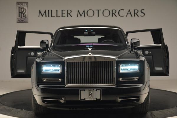 Used 2014 Rolls-Royce Phantom EWB for sale Sold at Bentley Greenwich in Greenwich CT 06830 6
