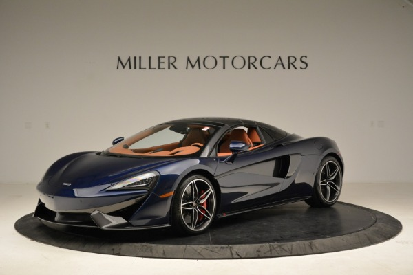 New 2018 McLaren 570S Spider for sale Sold at Bentley Greenwich in Greenwich CT 06830 15