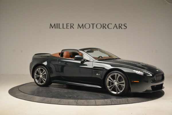 Used 2017 Aston Martin V12 Vantage S Roadster for sale Sold at Bentley Greenwich in Greenwich CT 06830 10