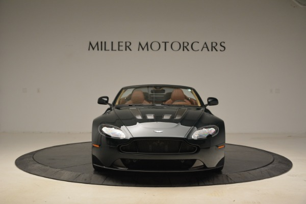 Used 2017 Aston Martin V12 Vantage S Roadster for sale Sold at Bentley Greenwich in Greenwich CT 06830 12