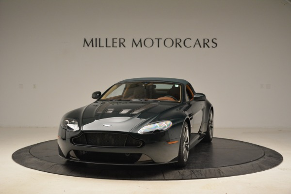 Used 2017 Aston Martin V12 Vantage S Roadster for sale Sold at Bentley Greenwich in Greenwich CT 06830 13