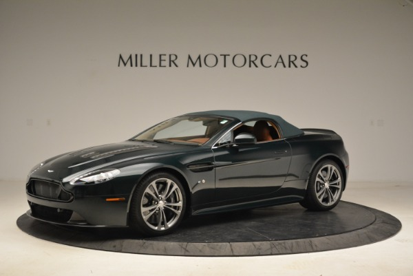 Used 2017 Aston Martin V12 Vantage S Roadster for sale Sold at Bentley Greenwich in Greenwich CT 06830 14