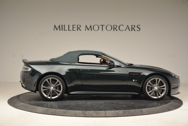 Used 2017 Aston Martin V12 Vantage S Roadster for sale Sold at Bentley Greenwich in Greenwich CT 06830 16