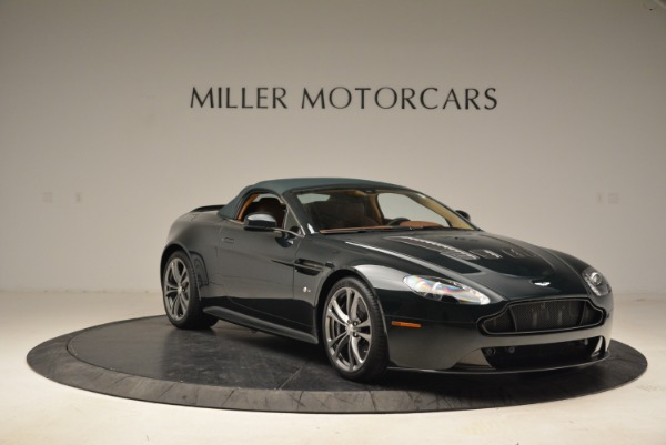 Used 2017 Aston Martin V12 Vantage S Roadster for sale Sold at Bentley Greenwich in Greenwich CT 06830 18