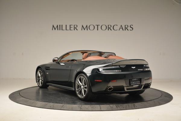 Used 2017 Aston Martin V12 Vantage S Roadster for sale Sold at Bentley Greenwich in Greenwich CT 06830 5