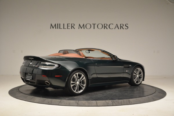 Used 2017 Aston Martin V12 Vantage S Roadster for sale Sold at Bentley Greenwich in Greenwich CT 06830 8