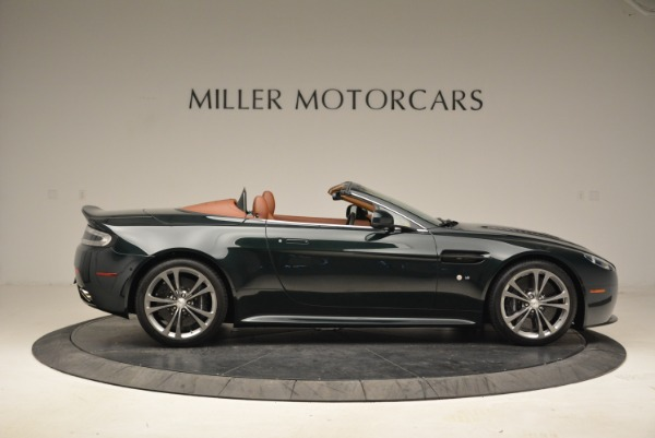 Used 2017 Aston Martin V12 Vantage S Roadster for sale Sold at Bentley Greenwich in Greenwich CT 06830 9