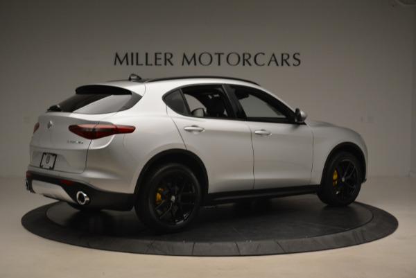 New 2018 Alfa Romeo Stelvio Ti Sport Q4 for sale Sold at Bentley Greenwich in Greenwich CT 06830 8
