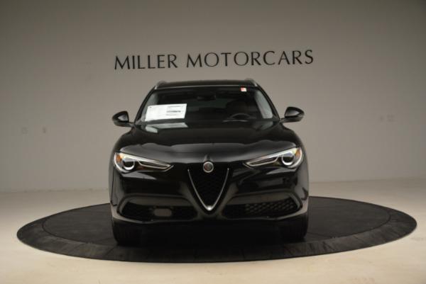 New 2018 Alfa Romeo Stelvio Q4 for sale Sold at Bentley Greenwich in Greenwich CT 06830 12