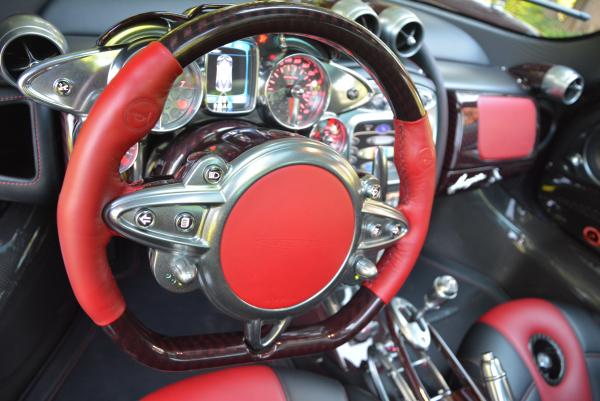 Used 2014 Pagani Huayra for sale Sold at Bentley Greenwich in Greenwich CT 06830 13