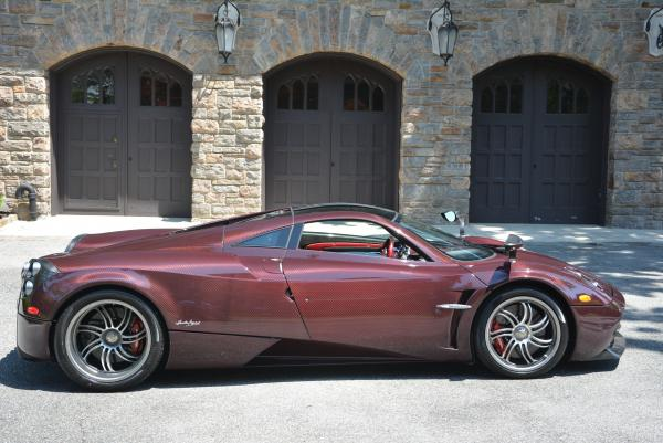 Used 2014 Pagani Huayra for sale Sold at Bentley Greenwich in Greenwich CT 06830 2