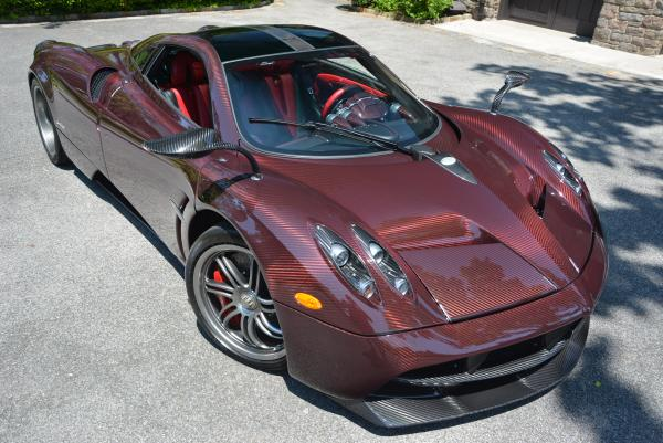 Used 2014 Pagani Huayra for sale Sold at Bentley Greenwich in Greenwich CT 06830 3