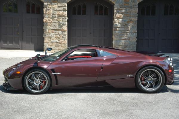 Used 2014 Pagani Huayra for sale Sold at Bentley Greenwich in Greenwich CT 06830 4