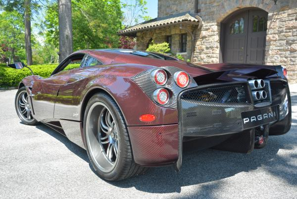 Used 2014 Pagani Huayra for sale Sold at Bentley Greenwich in Greenwich CT 06830 6