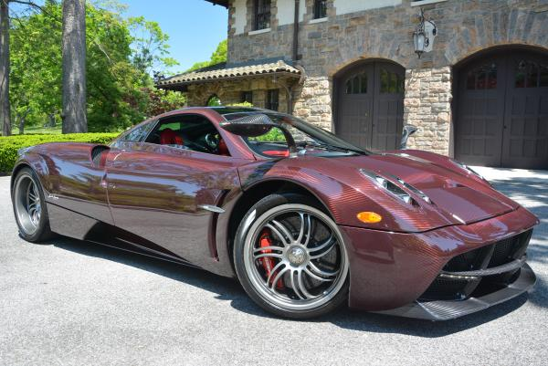 Used 2014 Pagani Huayra for sale Sold at Bentley Greenwich in Greenwich CT 06830 7