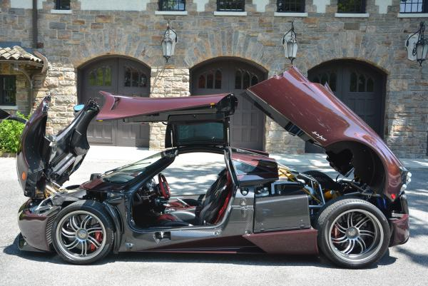 Used 2014 Pagani Huayra for sale Sold at Bentley Greenwich in Greenwich CT 06830 8