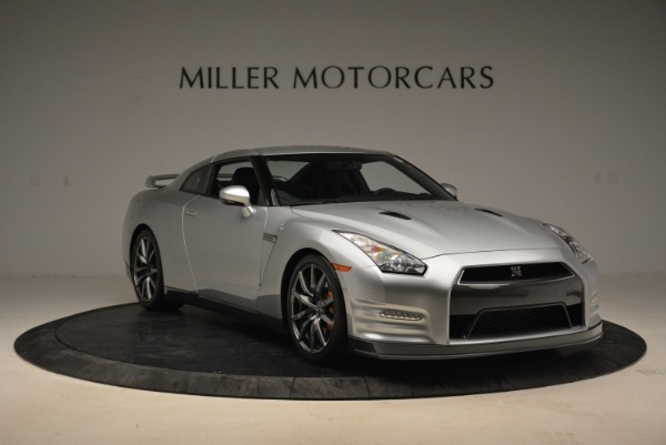 Used 2013 Nissan GT-R Premium for sale Sold at Bentley Greenwich in Greenwich CT 06830 12