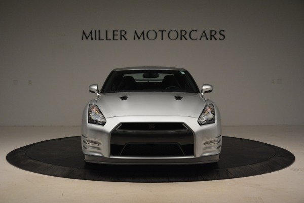 Used 2013 Nissan GT-R Premium for sale Sold at Bentley Greenwich in Greenwich CT 06830 7