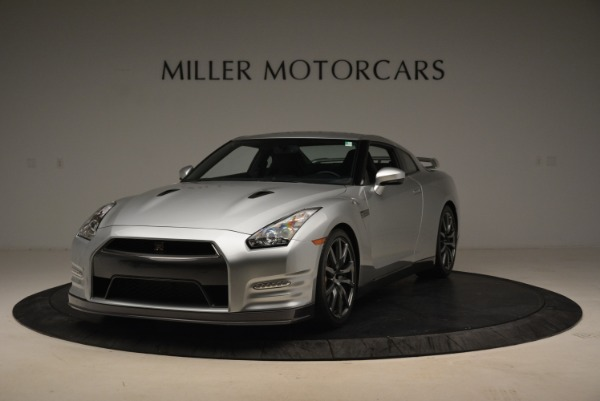 Used 2013 Nissan GT-R Premium for sale Sold at Bentley Greenwich in Greenwich CT 06830 1