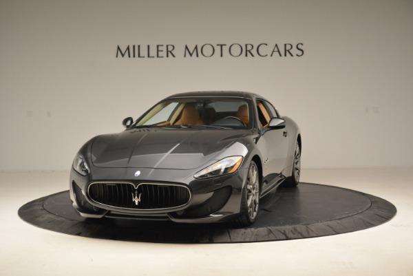 Used 2014 Maserati GranTurismo Sport for sale Sold at Bentley Greenwich in Greenwich CT 06830 12