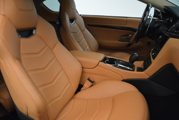 Used 2014 Maserati GranTurismo Sport for sale Sold at Bentley Greenwich in Greenwich CT 06830 21