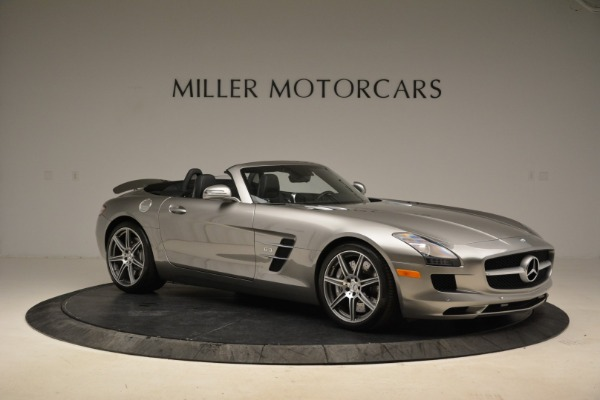 Used 2012 Mercedes-Benz SLS AMG for sale Sold at Bentley Greenwich in Greenwich CT 06830 10