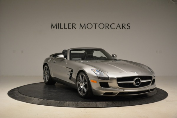 Used 2012 Mercedes-Benz SLS AMG for sale Sold at Bentley Greenwich in Greenwich CT 06830 11