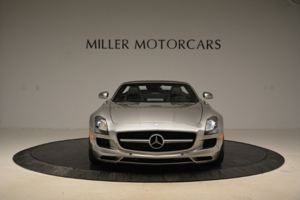 Used 2012 Mercedes-Benz SLS AMG for sale Sold at Bentley Greenwich in Greenwich CT 06830 12