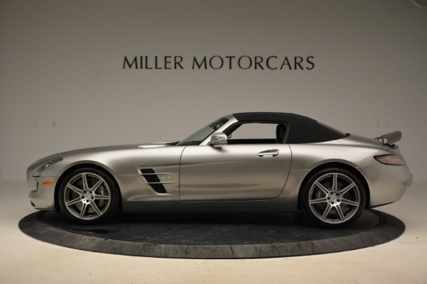 Used 2012 Mercedes-Benz SLS AMG for sale Sold at Bentley Greenwich in Greenwich CT 06830 14
