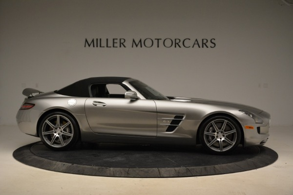 Used 2012 Mercedes-Benz SLS AMG for sale Sold at Bentley Greenwich in Greenwich CT 06830 18