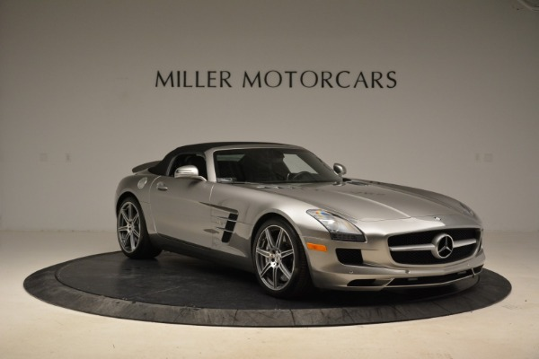 Used 2012 Mercedes-Benz SLS AMG for sale Sold at Bentley Greenwich in Greenwich CT 06830 19