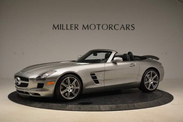 Used 2012 Mercedes-Benz SLS AMG for sale Sold at Bentley Greenwich in Greenwich CT 06830 2