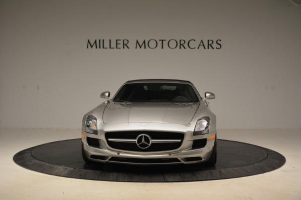 Used 2012 Mercedes-Benz SLS AMG for sale Sold at Bentley Greenwich in Greenwich CT 06830 20