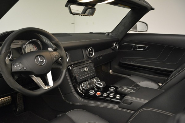 Used 2012 Mercedes-Benz SLS AMG for sale Sold at Bentley Greenwich in Greenwich CT 06830 23