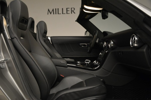 Used 2012 Mercedes-Benz SLS AMG for sale Sold at Bentley Greenwich in Greenwich CT 06830 27