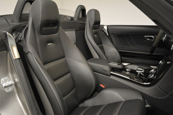 Used 2012 Mercedes-Benz SLS AMG for sale Sold at Bentley Greenwich in Greenwich CT 06830 28