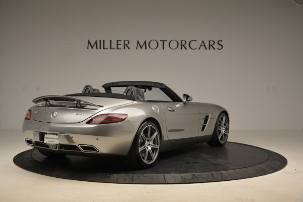 Used 2012 Mercedes-Benz SLS AMG for sale Sold at Bentley Greenwich in Greenwich CT 06830 7