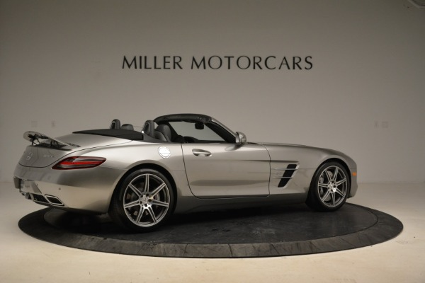 Used 2012 Mercedes-Benz SLS AMG for sale Sold at Bentley Greenwich in Greenwich CT 06830 8